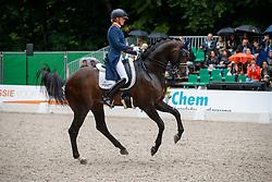 Scholtens Emmelie, NED, Apache<br /> CDI 3* Grand Prix Special - CHIO Rotterdam 2017<br /> © Hippo Foto - Dirk Caremans<br /> Scholtens Emmelie, NED, Apache