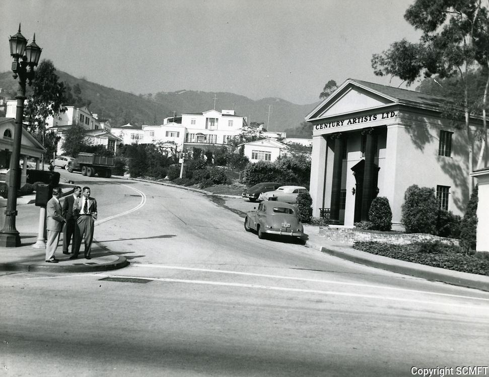 1951 Sunset Blvd. at Sunset Plaza Dr.