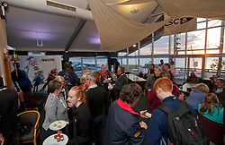 The annual RYA Youth National Championships is the UK's premier youth racing event. This year's regatta is taking place in Largs, Scotland, and will feature around 200 young sailors aged between 14 and 21. <br /> <br /> Opening reception in Largs Sailing Club<br /> <br /> Images: Marc Turner / RYA<br /> <br /> For further information contact:<br /> <br /> Richard Aspland, <br /> RYA Racing Communications Officer (on site)<br /> E: richard.aspland@rya.org.uk<br /> m: 07469 854599