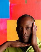 Dancer-choreographer Bill T. Jones