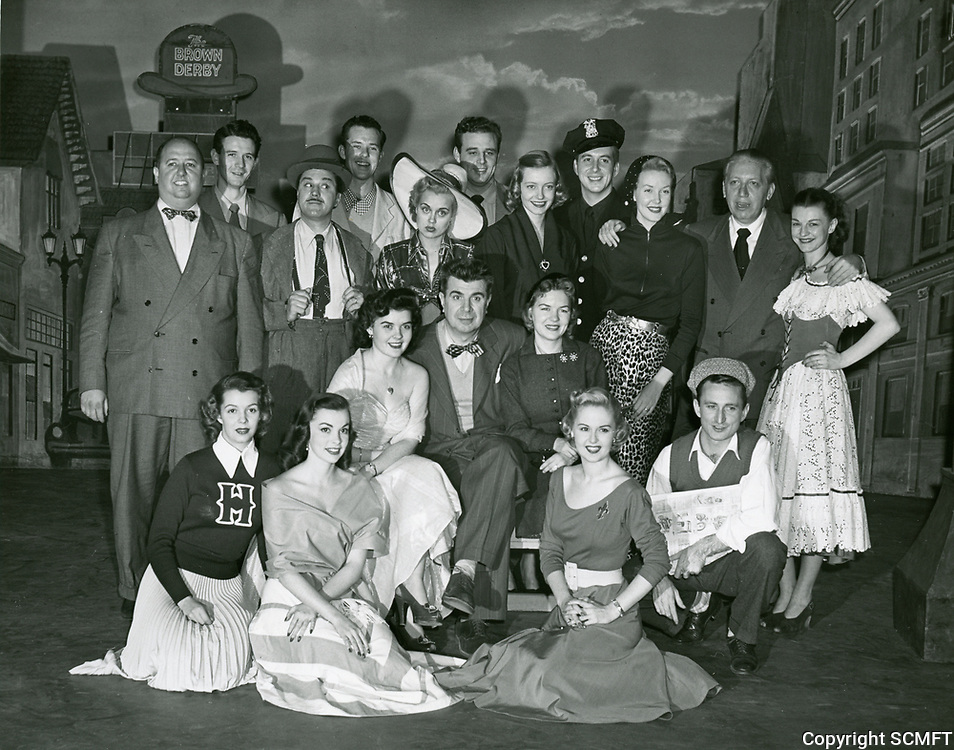 1949 Cast of the Blackouts