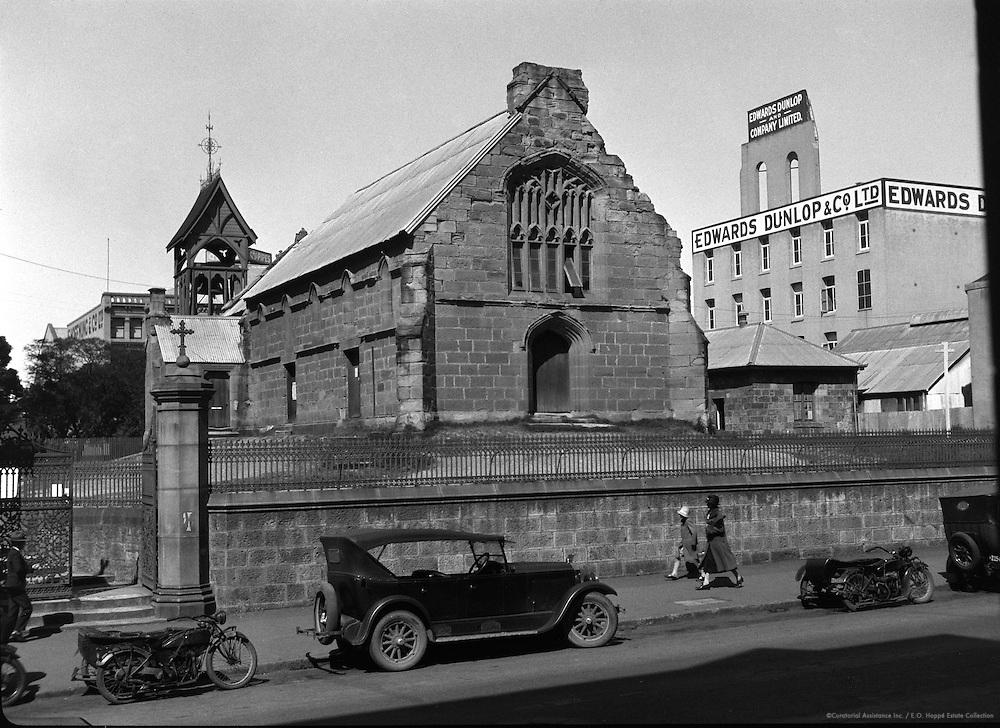 Old Shew, Brisbane,  Queensland, Australia, 1930