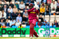 Shai Hope of West Indies - Mandatory by-line: Robbie Stephenson/JMP - 14/06/2019 - FOOTBALL - Hampshire Bowl - Southampton, England - England v West Indies - ICC Cricket World Cup 2019 group