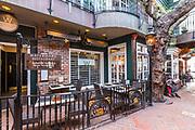 Watermark Restaurant on Pacific Coast Highway in Downtown Laguna Beach California