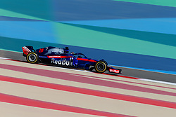 April 7, 2018 - Sakhir, Bahrain - Motorsports: FIA Formula One World Championship 2018, Grand Prix of Bahrain, , #28 Brendon Hartley (NZL Toro Rosso, Ferrari) (Credit Image: © Hoch Zwei via ZUMA Wire)