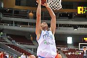 Danzica - Polonia 04 Agosto 2012 - TORNEO INTERNAZIONALE SOPOT CUP - Italia Montenegro<br /> Nella Foto : ANGELO GIGLI<br /> Foto Ciamillo
