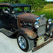 1931 Model A Ford Rat Rod
