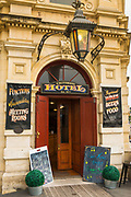 The Criterion Hotel, Oamaru, Otago, South Island, New Zealand