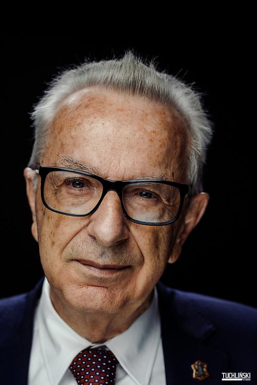 Warszawa, Polska 12.09.2019<br /> prof. Zbigniew Lew-Starowicz - psychiatra, psychoterapeuta, seksuolog.<br /> Fot. Adam Tuchlinski