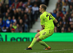 Joe Hart of West Ham United - Mandatory by-line: Paul Roberts/JMP - 16/09/2017 - FOOTBALL - The Hawthorns - West Bromwich, England - West Bromwich Albion v West Ham United - Premier League
