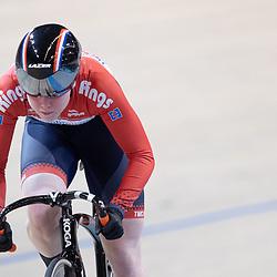 27-12-2018: Wielrennen: NK Baan: Apeldoorn <br />NK 500 meter Hetty van der Wouw