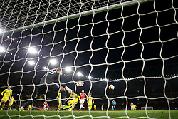 BATE Borisov's Zakhar Volkov scores an own goal