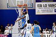 DESCRIZIONE : Capo dOrlando Lega A 2015-16 Betaland Orlandina Basket Vanoli Cremona<br /> GIOCATORE : Laurence Bowers <br /> CATEGORIA : Stoppata<br /> SQUADRA : Betaland Orlandina Basket<br /> EVENTO : Campionato Lega A Beko 2015-2016 <br /> GARA : Betaland Orlandina Basket Vanoli Cremona<br /> DATA : 15/11/2015<br /> SPORT : Pallacanestro <br /> AUTORE : Agenzia Ciamillo-Castoria/G.Pappalardo<br /> Galleria : Lega Basket A Beko 2015-2016<br /> Fotonotizia : Capo dOrlando Lega A Beko 2015-16 Betaland Orlandina Basket Vanoli Cremona