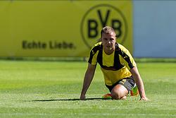 Bad Ragaz, Schweiz 04.08.2016, Trainingslager BV Borussia Dortmund, BVB,  Mario Goetze (BVB)  / 040816<br /> <br /> ***Training camp of Borussia Dortmund in Bad Ragaz, Switzerland, August 4th, 2016***