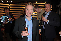Scots billionaire CRAIG WHYTE at a party to view jewellery by Adler and paintings by Marie Guerlain held at Adler, 13 New Bond Street, London W1 on 9th February 2011.