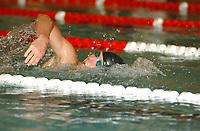 NM svømming senior/05032004/ Grottebadet i Harstad/ Jonas Noreng Ravn SK Speed/400m fri herrer forsøk/<br /> FOTO: KAJA BAARDSEN/DIGITALSPORT