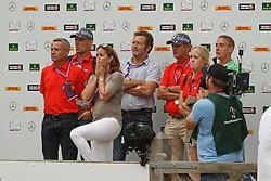Duguet Romain, (FRA), Quorida de Treho<br /> Individual Final Competition round 2<br /> FEI European Championships - Aachen 2015<br /> © Hippo Foto - Dirk Caremans<br /> 23/08/15