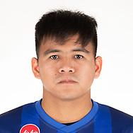 THAILAND - APRIL 11: Worawut Namvech #24 of Port FC on April 11, 2019.<br /> .<br /> .<br /> .<br /> (Photo by: Naratip Golf Srisupab/SEALs Sports Images/MB Media Solutions)
