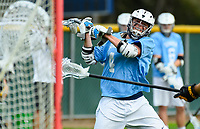 Sonoma State Seawolves lacrosse, Friday, March 30, 2018.<br /> Photo Brian Baer