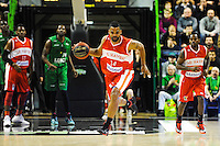 Ricardo Greer  - 29.12.2014 - Lyon Villeurbanne / Le Havre - 16e journee Pro A<br />