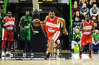 Ricardo Greer  - 29.12.2014 - Lyon Villeurbanne / Le Havre - 16e journee Pro A<br />Photo : Jean Paul Thomas / Icon Sport
