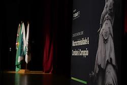 May 13, 2019 - Curitiba, Brazil - CURITIBA, PR - 13.05.2019: MACROCRIMINALIDADE E COMBATE À CORRUPÇÃO - During the National Congress on Macro-crime and Fight against Corruption held. Positive Theater. Curitiba, PR. (Credit Image: © Reinaldo Reginato/Fotoarena via ZUMA Press)