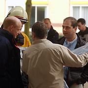 Verdacht poeder in bus Connexxion busstation Huizen, recherche onderzoekt