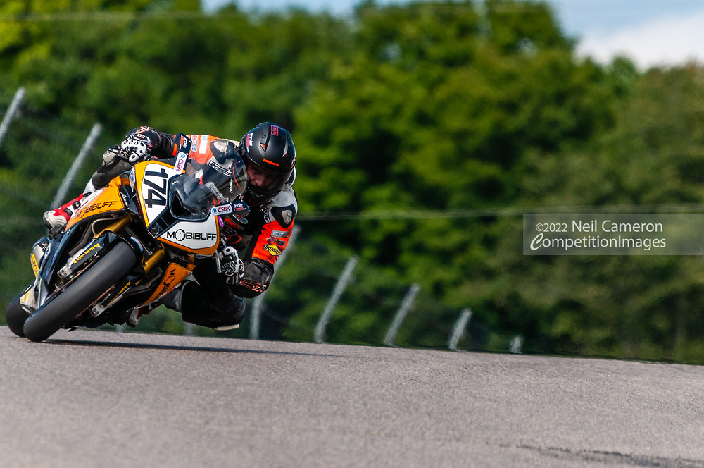 Canadian Superbike Championship - Rounds 4 and 5, Mosport/Canadian Tire Motorsports Park, Bowmanville, Ontario - 14-16 August 2014