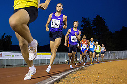 Zan Rudolf of Slovenia competes at 800m Men during 20th European Athletics Classic Meeting in Honour of Miners' Day in Velenje on July 1, 2015 in Stadium Velenje, Slovenia. Photo by Vid Ponikvar / Sportida