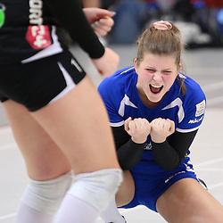 VBALL: 28-01-2017 - Elite Volley Aarhus - Fortuna Odense - VolleyLigaen