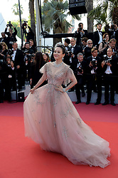 May 25, 2019 - Cannes, France - 72nd Cannes Film Festival 2019, Closing Ceremony Red Carpet. Pictured: Zhang Ziyi (Credit Image: © Alberto Terenghi/IPA via ZUMA Press)