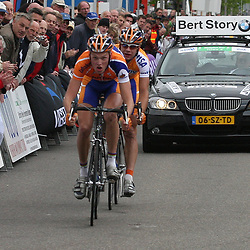 Olympia Tour 2007<br />Lars Boom wint in Heerenveen