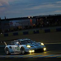 #91, Porsche 911 RSR (2016), Porsche Motorsport, driven by Patrick Pilet, Kevi Estre, Nick Tandy, 24 Heures Du Mans , 15/06/2016,