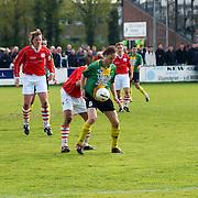 SV Huizen - Dovo 0-1, André Kemper