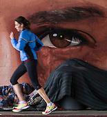Murals by artist Ruben Soto