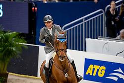 Beerbaum Ludger, GER, Cool Feeling<br /> LONGINES FEI World Cup™ Finals Gothenburg 2019<br /> © Hippo Foto - Stefan Lafrentz<br /> 04/04/2019