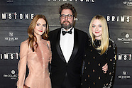 Hollywoodster Dakota Fanning bij Brimstone premiere