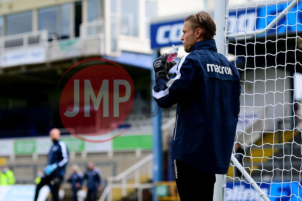 Anssi Jaakkola of Bristol Rovers - Mandatory by-line: Ryan Hiscott/JMP - 28/08/2020 - FOOTBALL - Memorial Stadium - Bristol, England - Bristol Rovers v Cardiff City - Pre Season Friendly