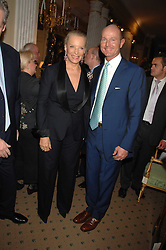 HRH PRINCESS MICHAEL OF KENT and HRH PRINCE DIMITRI OF YUGOSLAVIA at a reception to celebrate the launch of Prince Dimitri of Yugoslavia's one-of-a-kind jeweleery collection held at Partridge Fine Art, 144-146 New Bond Street, London on 11th June 2008.<br /><br />NON EXCLUSIVE - WORLD RIGHTS