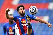 16/05, 12:00, Crystal Palace v Aston Villa [Agents only]