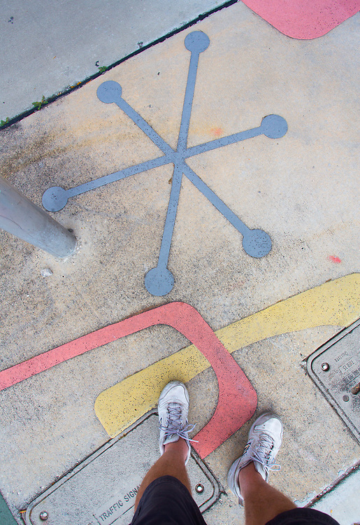 In 2009, the City of Miami added retro, Space Age designs to some sidewalks in the Miami Modern, or MiMo, historic district of Biscayne B0ulevard between 50th and 67th streets, at a cost of about $300,000.