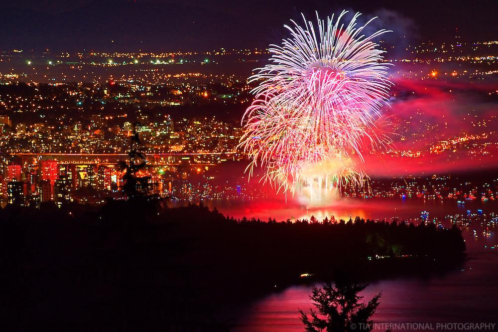 Celebration of Light International Fireworks Display 2012