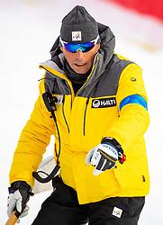 17.02.2019, Aare, SWE, FIS Weltmeisterschaften Ski Alpin, Slalom, Herren, 1. Lauf, im Bild Markus Waldner (FIS Chef Renndirektor Weltcup Ski Alpin Herren) // Markus Waldner Chief Race Director World Cup Ski Alpin Men of FIS during the 1st run of men's Slalom of FIS Ski World Championships 2019. Aare, Sweden on 2019/02/17. EXPA Pictures © 2019, PhotoCredit: EXPA/ Johann Groder