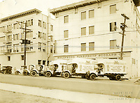 1916 Hollywood Fireproof Storage on Highland Ave. Later it became the Max Factor makeup studio