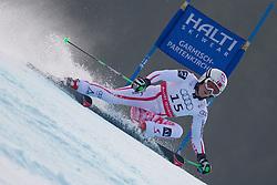 17.02.2011, Kandahar, Garmisch Partenkirchen, GER, FIS Alpin Ski WM 2011, GAP, Riesenslalom, im Bild Andrea Fischbacher (AUT) // Andrea Fischbacher (AUT) during Giant Slalom Fis Alpine Ski World Championships in Garmisch Partenkirchen, Germany on 17/2/2011. EXPA Pictures © 2011, PhotoCredit: EXPA/ M. Gunn