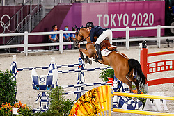 Charles Harry, GBR, Romeo 88, 340<br /> Olympic Games Tokyo 2021<br /> © Hippo Foto - Stefan Lafrentz<br /> 07/08/2021
