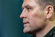 Michael Owen before The FA Cup 5th round match between Queens Park Rangers and Watford at the Loftus Road Stadium, London, England on 15 February 2019.