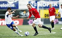 Fotball , 1. juni 2012 , Euro qual. U21 Norge - Azerbaijan 1-0<br /> Norway - Azerbaijan<br /> Jo Inge Berget , Norge<br /> Eshgin Guliyev , Azerbaijan