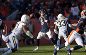 NFL-Los Angeles Chargers at Denver Broncos-Dec 1, 2019
