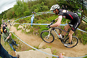 Oli Beckingsale at Dalby World Cup XC race. Yorkshire. May 2011